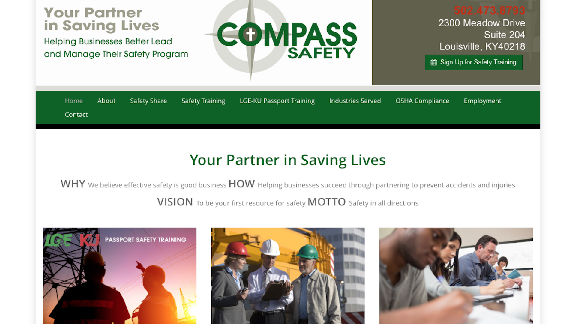 Compass Safety LLC.