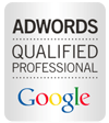The AdWords certification covers the fundamental aspects of online advertising and campaign management, using Google tools like AdWords, Analytics and DoubleClick.