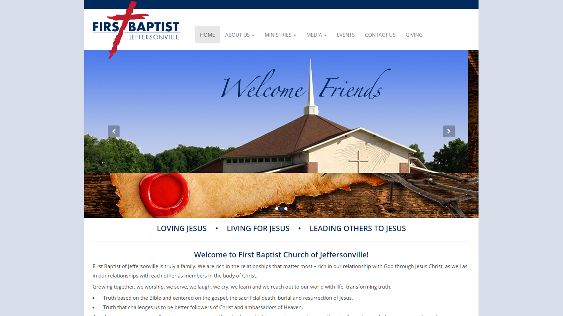 First Baptist Church of Jeffersonville