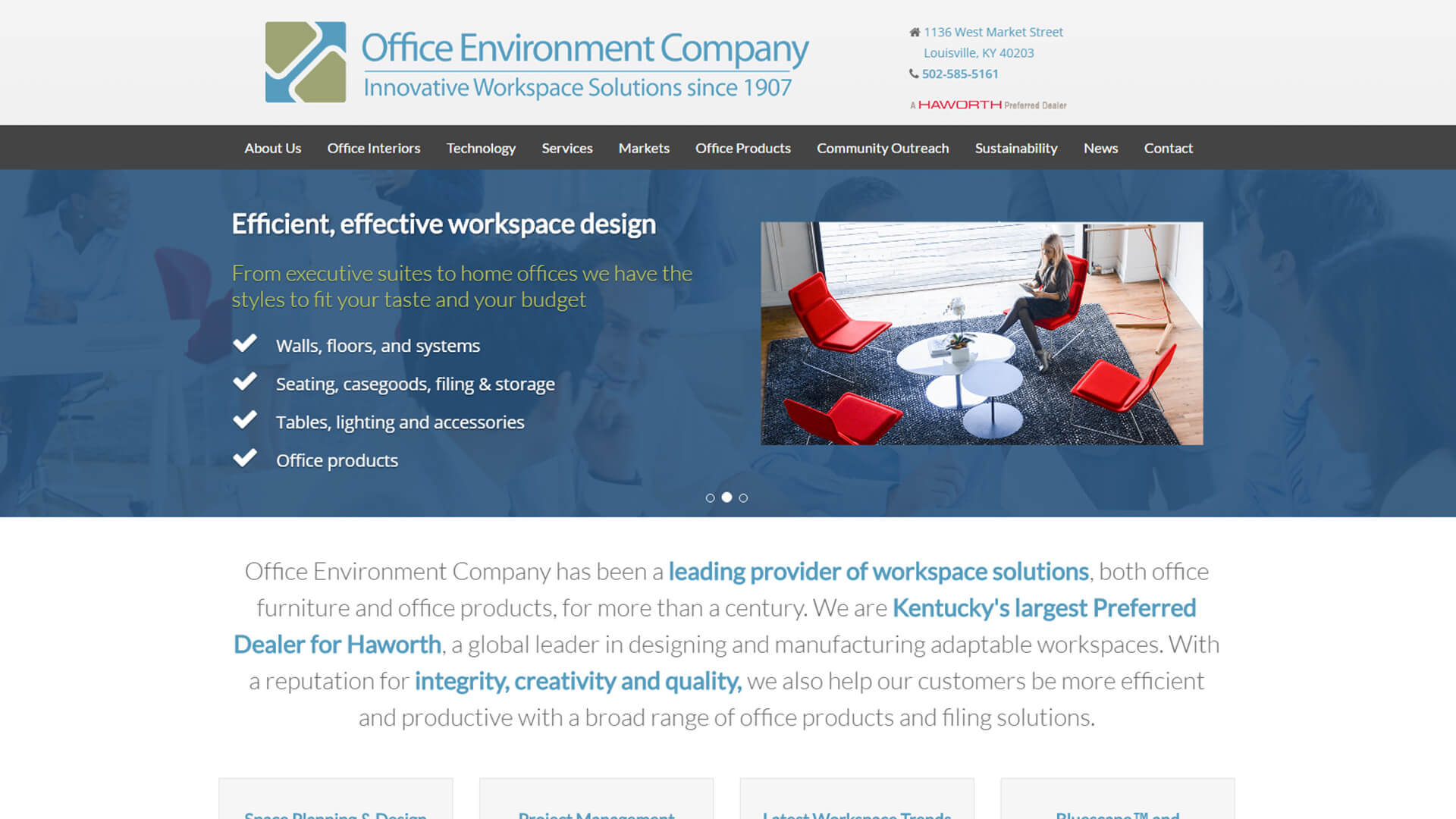 Office Environment Company